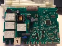 Bosch SRV53M03EU/41 - Spalony moduł - przyczyna