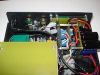 Zasilacz laboratoryjny/warsztatowy na bazie projektu Electronics-Lab