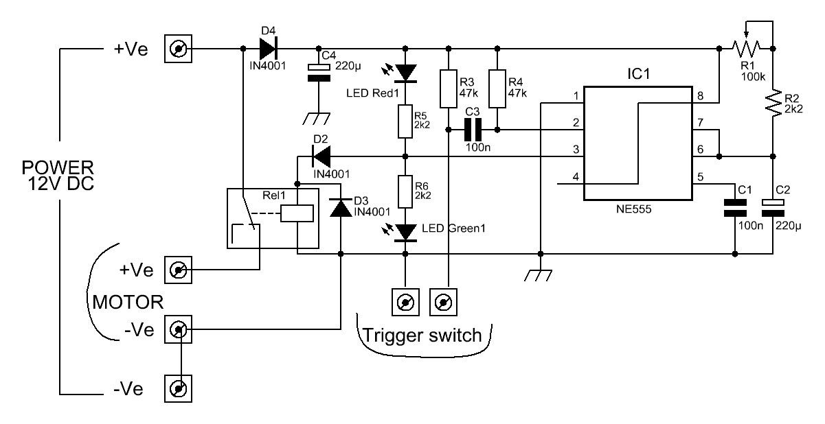 need help making or finding really simple circuit