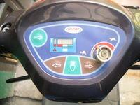 Wózek inwalidzki Travelux - szukam schematu
