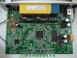 TL-WR841N - Reboot i zonk - Oryginalny soft