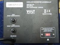 Falownik Invertek Optidrive E2 - Czy może sterować transformatorem obniżającym