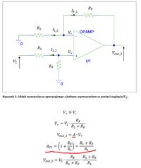 PIC32MX - Precyzyjny pomiar dużych napięć, wzmacniacz różnicowy zew ADC