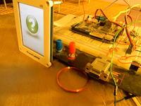 Czytnik RFID zbudowany w oparciu o komputer jednop�ytkowy MINI2440