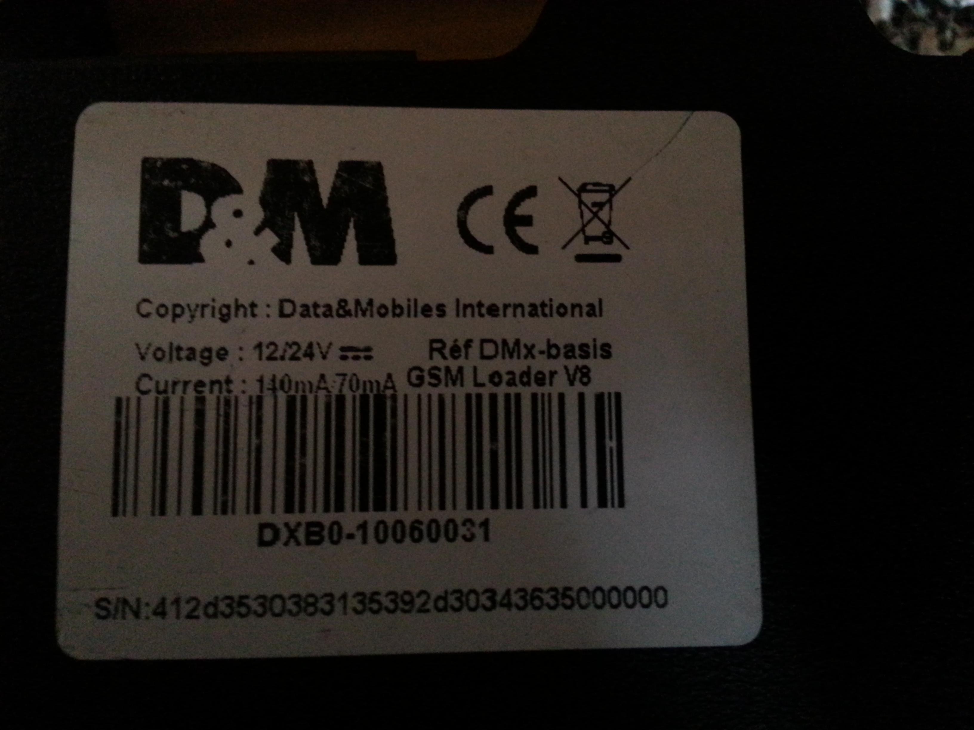 Lokalizator GPS GSM Loader V8