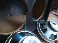 Kolumna LDM B410 nie działają dolne głośniki