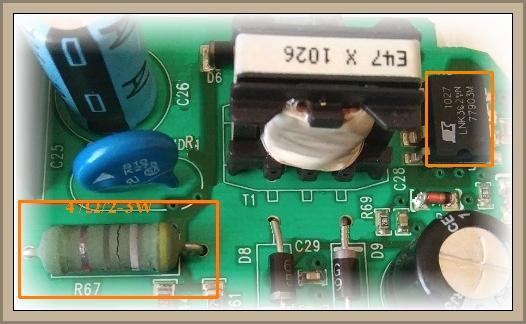 Zmywarka Electrolux ESF65040X - zawiesza się i gaśnie wyświetlacz