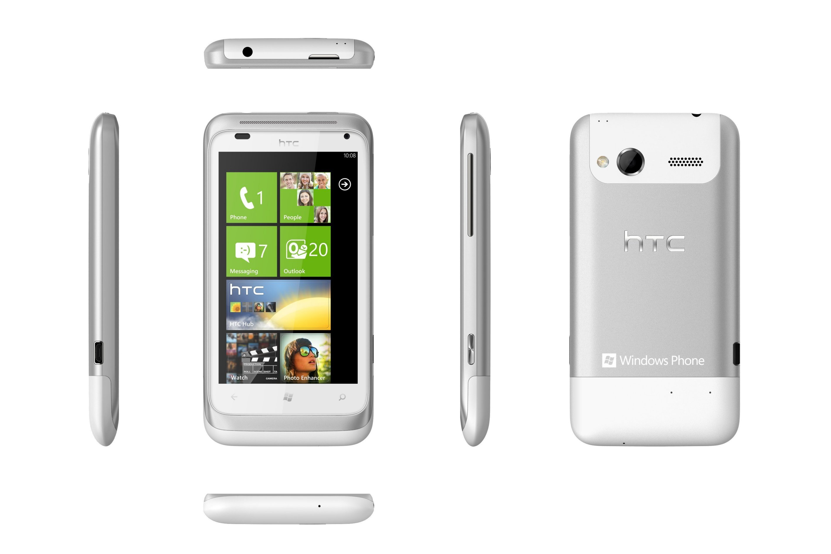 HTC Radar - nowy smartphone z Windows Phone 7 w obudowie unibody