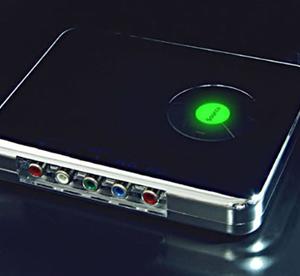 Playstation 2 SLIM podłączenie do monitora lcd