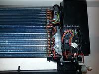 KlimaFirstKlass 5082 - Lokalizacja czujnika temperatury klimatyzacji SPLIT