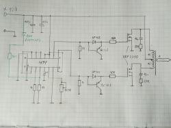 Lutownica transformatorowa 12V 60W