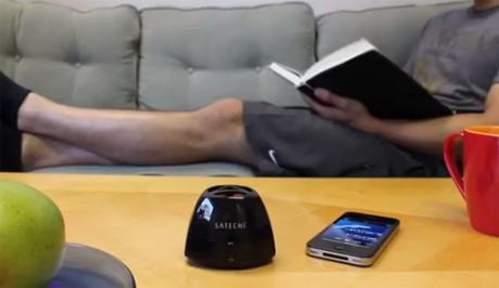 Satechi Swift Bluetooth 3.0 - podręczny minigłośnik dla smartfonów
