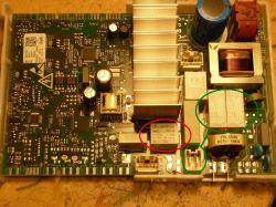 Bosch WAN2026FPL - Błąd E20