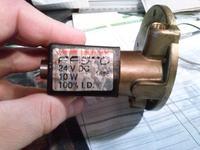 BUDERUS FC2520V - Piec nie reaguje na sterownik