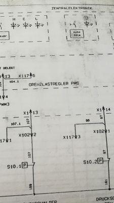 O&k 5 - Poziom paliwa i temperatury