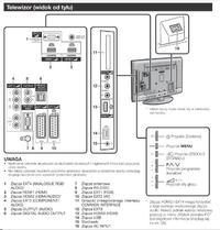 Podłączenie bezprzewodowe głośnika do telewizora