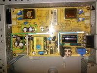 LG L1730S - Po wymianie kondensator�w obraz widoczny przez u�amek sekundy