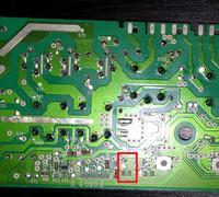 Suszarka AEG Electrolux T88840 - Błąd E51 w pracy, testy E51, E54, E32, ECA.