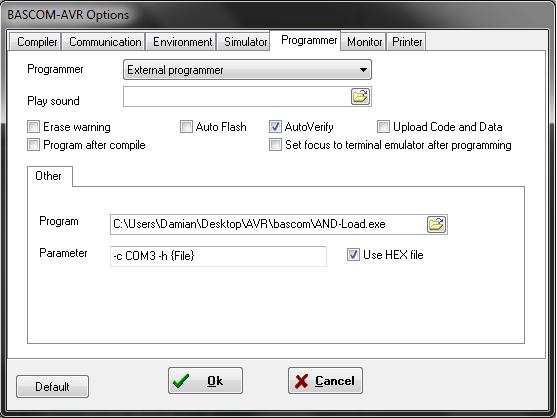 [ATmega32] - Integracja zestawu EvB 4.3 ze środowiskiem CodeBlocks