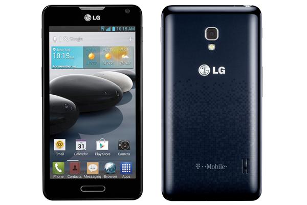 "LG Optimus F6 - smartphone z 4,5"" ekranem qHD, Snapdragon S4 Plus i LTE"