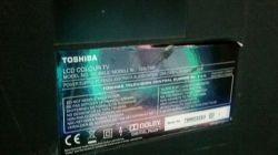 Nand flash Toshiba 32SL738F 715G4357-M01-000-005X