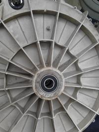 Pralka Polar PDP 1000 wymiana łożysk pralka