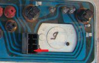 massey ferguson 3060 - obrotomierz- raz działa raz niedziała