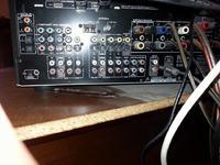problem - Jak podłączyć ONKYo tx-sr605 aby odtwarzał muzyke z telewizora