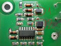 Identyfikacja element�w smd - A6E i 476