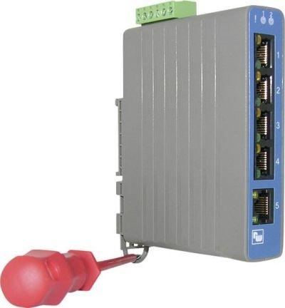 Jaki switch Industrial Ethernet wybrać do komunikacji urządzeń przemysłowych?