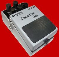 Efekt gitarowy Distortion