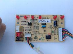 Zmywarka Candy CEDS 65 X-S - Migają dwie diody, cały czas wypompowuje wodę