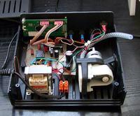 Mikroprocesorowa wytrawiarka do PCB