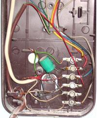 Unifon FARFISA PT510EW (4-ro żyłowa instalacja)