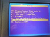 jak sprawdzic modul zaplonu DIS vectra b 1.6 16v 96r