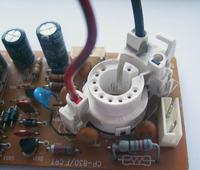 Daewoo DTH29U3K-100D - tranzystor odchylania 2310DHI uszkodz