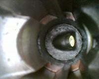 Stihl ms 170, wyjęcie silnika