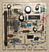 Privileg Multispar 50090 programator