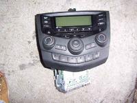 Podmiana fabrycznego radia Hondy Accord