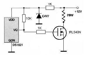 Jaki zastosować Mosfet - regulator temperatury
