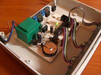Programowalny sterownik oświetlenia DC v1.0