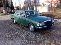 Mercedes W123 (1978 2.4 diesel ) Pytania/Porady/Remont