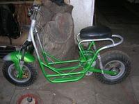 Rower na silnik elektryczny