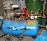 Renowacja sprężarki olejowej