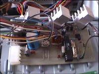 Sterownik wentylatorów PC wraz z monitorem temperatur