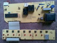 Zmywarka Siemens S9F1S-nie wypuszcza wody,itp.