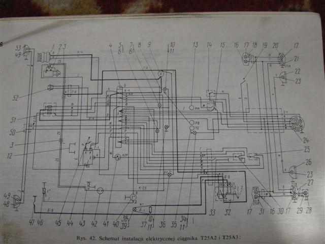 Instalacja- Ciągnik T-25 Władimirec