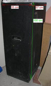 satre kolumny UNITRA P60W do naprawy