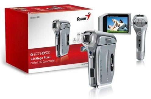 Tanie kamery Genius G-Shot HD520