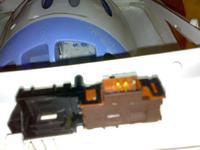 Pralka Candy CTE 121 - schemat podłączenia przewodów...